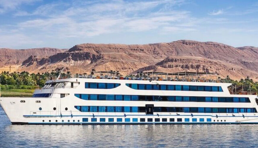 Cruise the River of Eternals for 3 Nights Aswan/Luxor