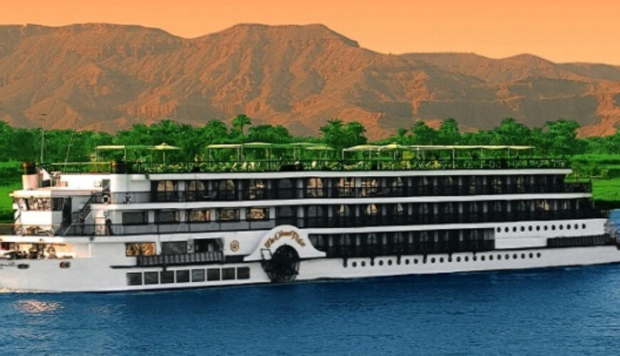 Nile cruise from Aswan to Luxor for 3 nights